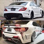 These Widebody are crazy.