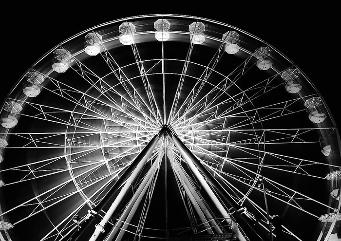 The Wheel of Light, Leicester.