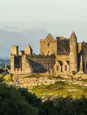 Castle Rock of Cashel.