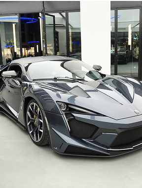 Lykan Hypersport 800hp Beast.
