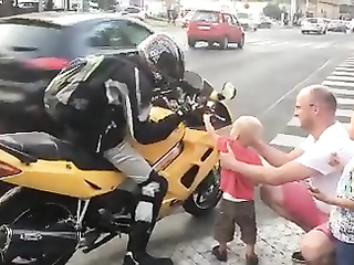 This guy just gave a future to this kid!