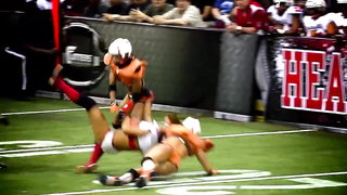 LFL Big Hits, Fights, and Funny Mom