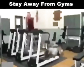 Some Pepole Need To Stay away from Gyms.