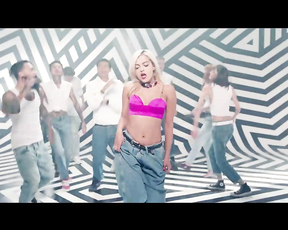"Bebe Rexha - ""No Broken Hearts"" ft. Nicki Minaj (Official Video) 2017."