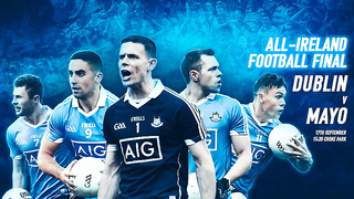 Dublin vs Mayo: All-Ireland Football Final 2017 HD