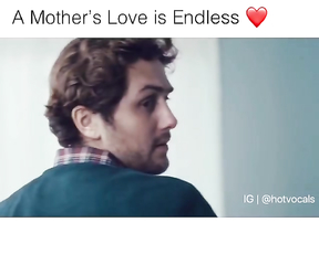 A Mather's love is endless.