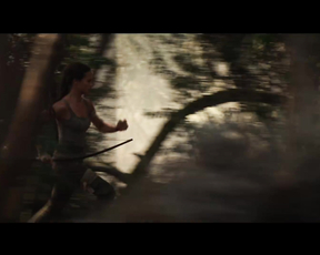 Lara Croft, the fiercely independent daughter of a ..