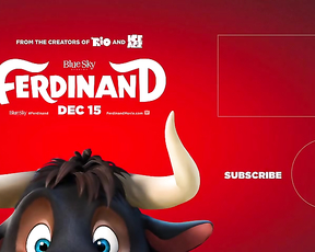 New Animation Movie - Ferdinand