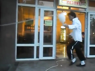 Man stop dancing and give me that shit.