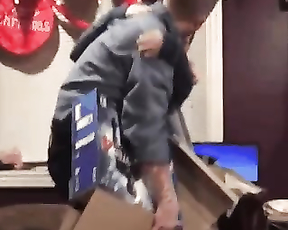 This kid saved his money all year to buy a PS4 for dad.