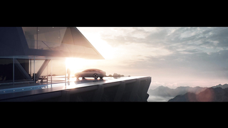The dynamics of the future. BMW i Vision Dynamics.