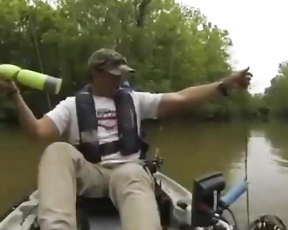 That's why they called it fishing. Lol