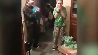 Scarying people compilation.