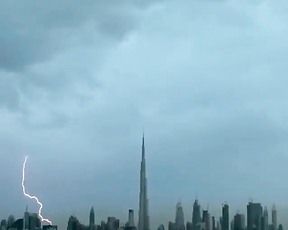 Amazing Nature's show in Dubai.
