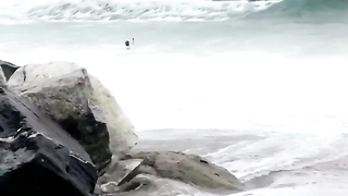 Best party wave ever.