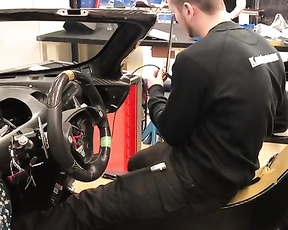 Koenigsegg Agera RS how they test it.