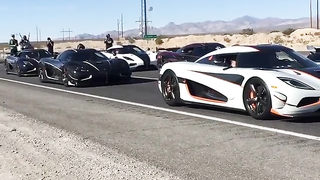 Street racing with the most beautiful Cars.