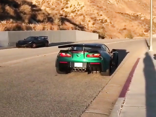 What a amazing sound of Corvette.