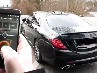 Cool app for Mercedes Benz Spotted.