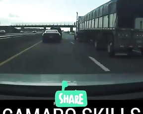 Best Camaro Driving Skills.