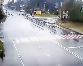 Be careful on the road.