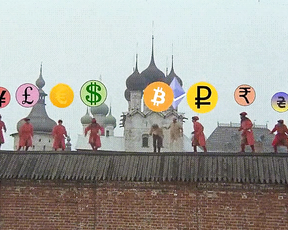 Bitcoin Rising history. lol