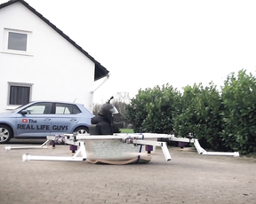 BathDrone Home made.