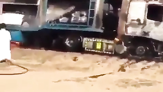 Only 2 cars saved.
