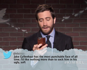 Celebrities Read Mean Tweets . lol