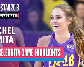 Rachel DeMita With NBA2K Worthy Performance In 2018.