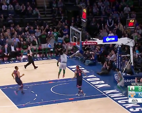 Top 10 Plays of the Night   February 24, 2018