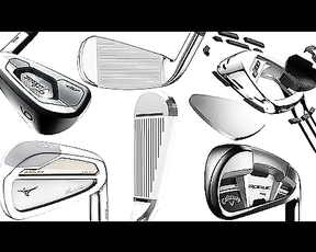 Best New Golf IRONS for Season 2018