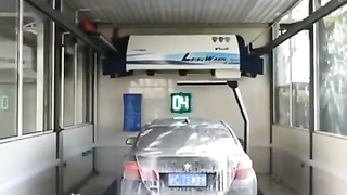 The best automatic car wash system.