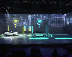 Nissan's New Electric Car Sportier