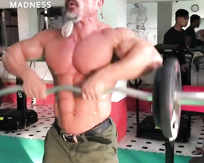 Master Roshi in real life.