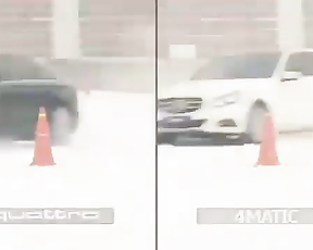 Quattro vs Xdrive vs 4Matic.