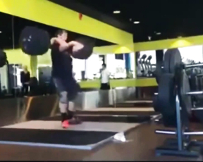 EPIC GYM FAILS