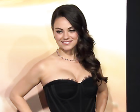 Mila Kunis Doesn't Know How to Deal ...