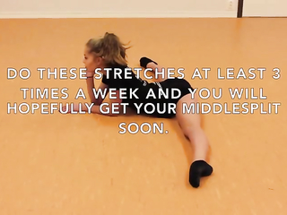 How to get a middlesplit