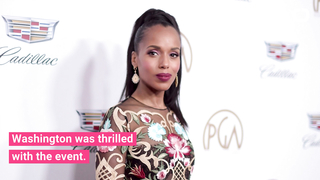 Kerry Washington Teases Epic