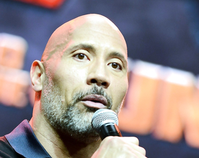 The Rock's Epic Rampage