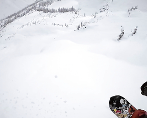 Epic Backcountry Snowboarding