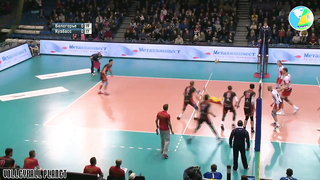 Epic Volleyball Saves.