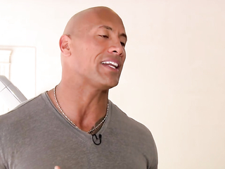Secrets to Dwayne Johnson's Rock-Hard Abs