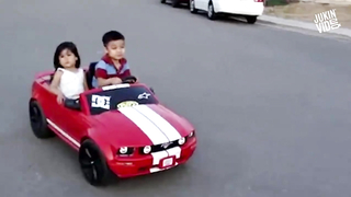 Why Kids Shouldn't Be Allowed Drive?!