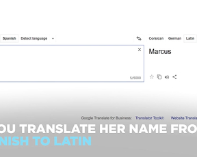 The Most Epic Fails of Google Translate