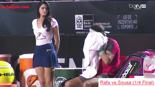 Fun moments in womens tennis!