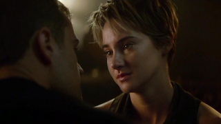 Shailene Woodley, Theo James In An ...