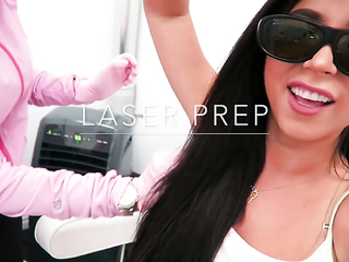 GETTING LASER HAIR REMOVAL?! LOL