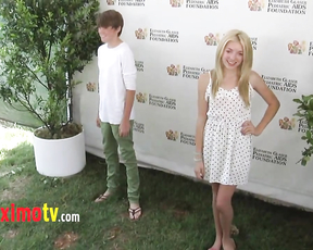Peyton List at 23rd Annual Celebrity picnic.